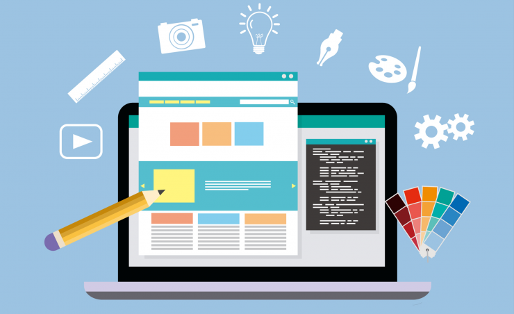 Web design: come scegliere i colori giusti per il tuo sito web